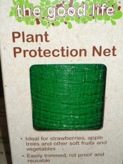 Plant Protection Netting from Dunwiley Nurseries & Garden Centre, Stranorlar, Co. Donegal, Ireland